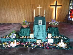 Ifor+Helen Funeral01