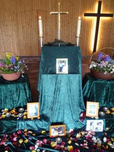 Ifor+Helen Funeral02